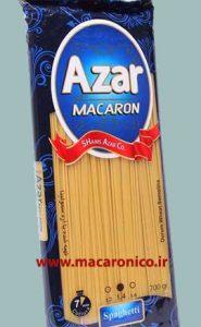 نحوه خرید عمده انواع اسپاگتی آذر