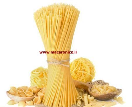 تولید ماکارونی رشته ای اسپاگتی فله