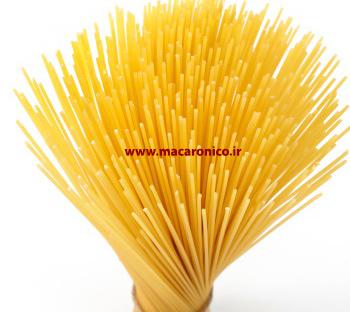 فروش ماکارونی اسپاگتی به قیمت کارخانه