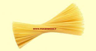 مرکز خرید عمده ماکارونی اسپاگتی ارزان در کشور