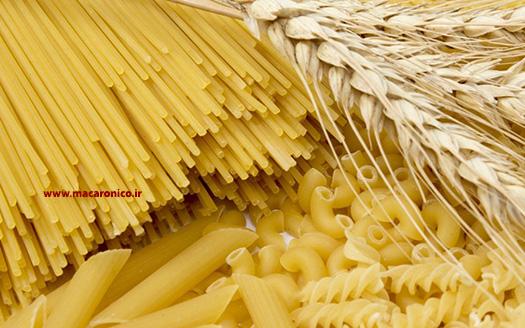 فروش عمده ماکارونی اسپاگتی در کشور