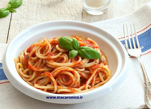 فروش عمده ماکارونی اسپاگتی